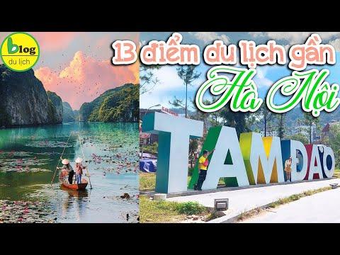 Điểm du lịch gần Hà Nội thích hợp cho ngày lễ sắp tới