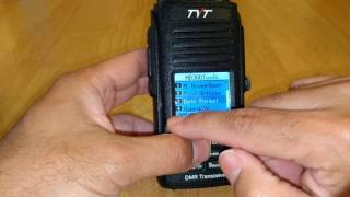TYT MD-380 / MD-390 Experimental Firmware Features Explained