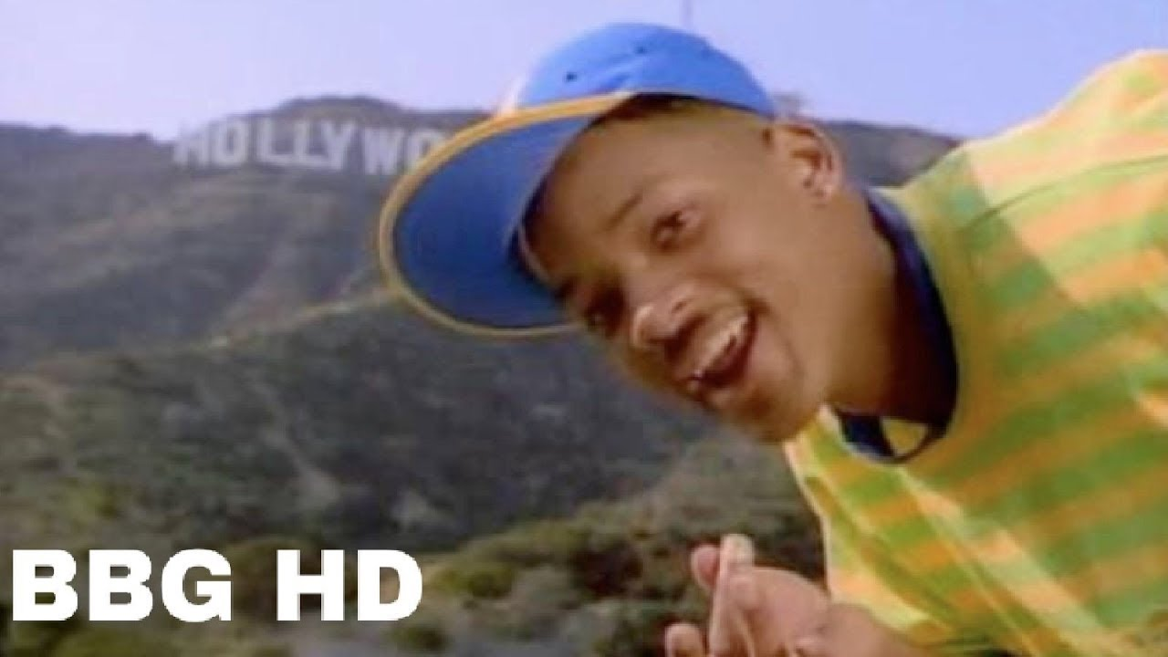 THE FRESH PRINCE OF BEL AIR   Full Intro Theme Song HD
