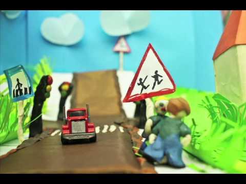 Мультфильмы о правилах дорожного движения