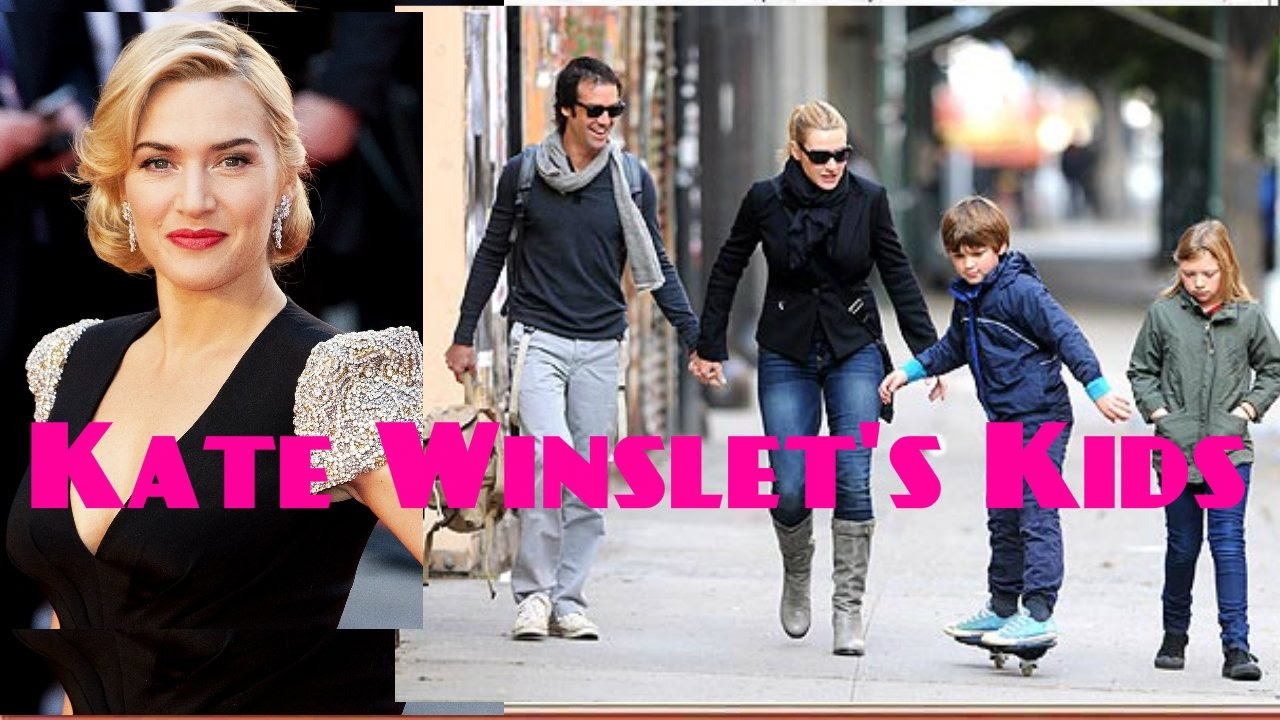 Kate Winslet's Kids 2017 - Kate Winslet Son and Daughter ...