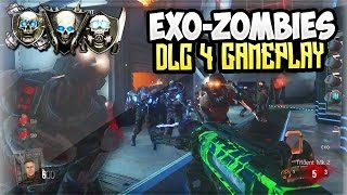 ADVANCED WARFARE - DLC 4 Exo Zombies Descent Gameplay! (Call Of Duty Advanced Warfare)