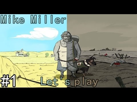 Let's play #1 Valiant Hearts Mike Miller ден Қазақша