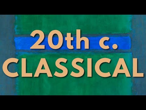 5 Pieces to Get You Into 20th Century Classical