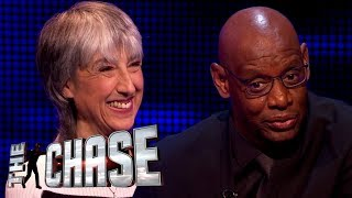 The Chase | Charmian Soars Through Her £8,000 Head-to-Head With The Dark Destroyer