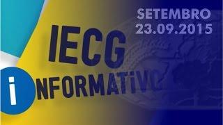 Informativo IECG  Mês de Setembro / 3 - IECG