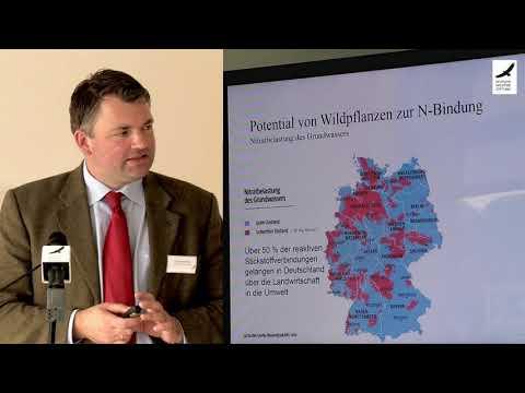 Energie aus Wildpflanzen – Andreas Kinser beim Expertenforum 2018