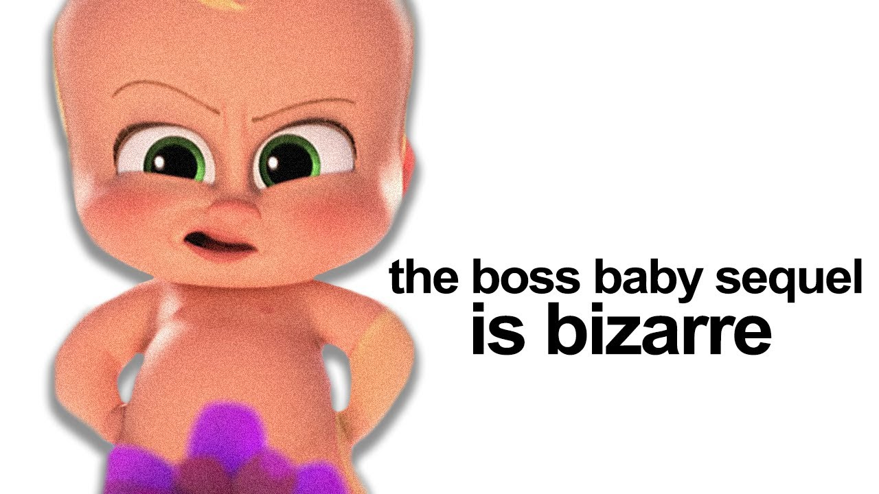 I Saw Boss Baby 2 So You Don't Have To