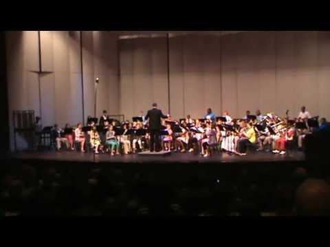 Goza Middle School Band Spring Concert - Engines...