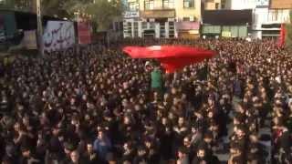 بسم الله ای روح البقا, روز تاسوعا,Muharram 1394-2015,Haj Mahmoud Karimi