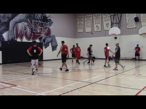 Season 13 - Apr 29 Playoff - Bricklayers  VS  3 Point Line Bling (2/2)