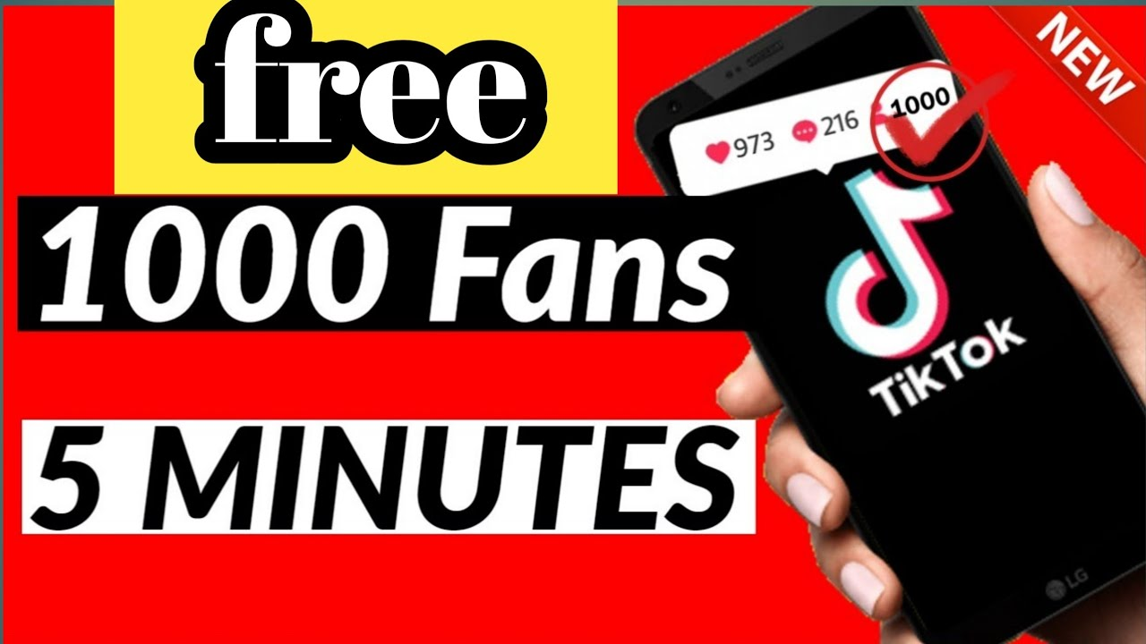 Download HOW TO GET 1,000 TIKTOK FOLLOWERS IN 5 MINUTES 2021 (New Method!)