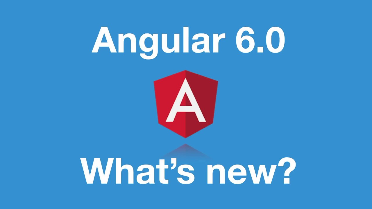 What's new in Angular 6? | Ninja Squad