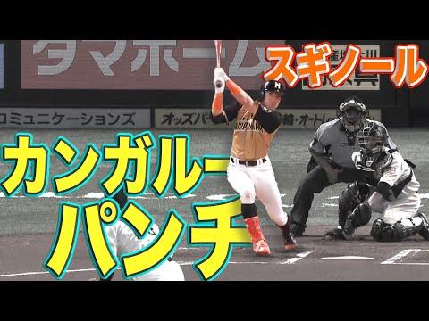【スギノール!!】杉谷拳士『カンガルーパンチ打法』炸裂!