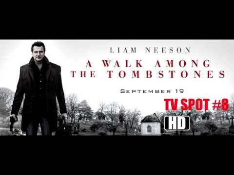 LIAM NEESON film  A Walk Among The Tombstones 2014  TV SPOT 8 Out This Friday HD
