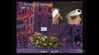 Metal Slug Anthology Nintendo Wii Trailer -
