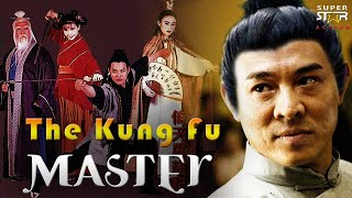The Kung Fu Master│Jet Li  Maha ShaktisaliChinese Movie Dubbed In Hindi Full Hollywood Action Movie