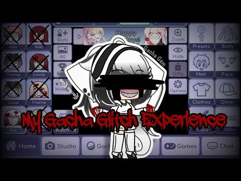 My Gacha Glitch Experience.. ~ GLMM ~ GL Horror ~ Read DESC ~ gαchα gєm ツ
