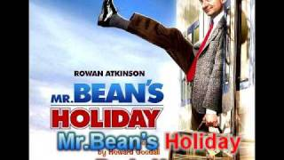 Mr. Beans Holiday - Paris Walk OST