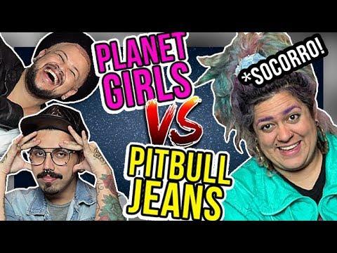 DENÚNCIA FASHION - Planet Girls X Pitbull Jeans ft. Maíra Medeiros   Diva Depressão