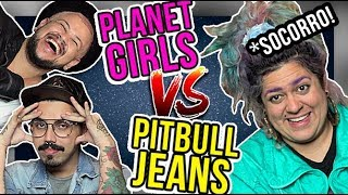 DENÚNCIA FASHION - Planet Girls X Pitbull Jeans ft. Maíra Medeiros | Diva Depressão