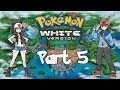 Let's Play! - Pokemon Black And White Episode 5: Nacrene Gym Lenora