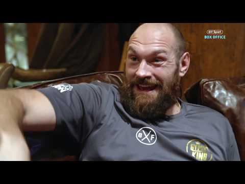 Tyson Fury in-depth interview | Mental health update, how he'll beat Wilder, Chinese proverbs