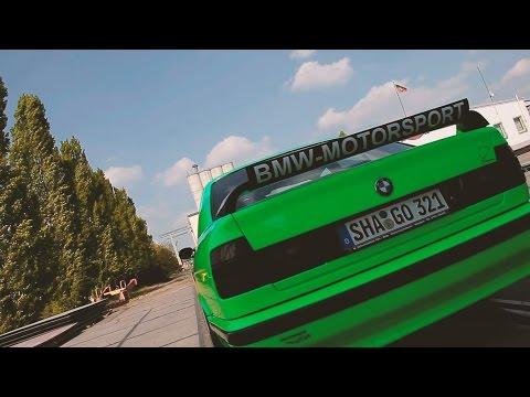 Green Dream - BMW e34 Tuning
