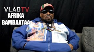 Afrika Bambaataa Talks Violence in Hip-Hop & Black Spades Days