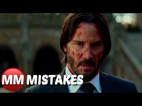 10 John Wick Chapter 2 MOVIE MISTAKES You Didn't See |   John Wick 2 Movie Goofs