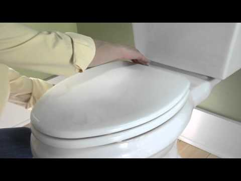 Taking Off And Adjusting A Cygnet Toilet Seat Doovi