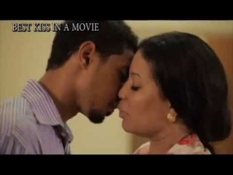 Best Of Nollywoods Awards Best Kiss In A Nigerian Movie