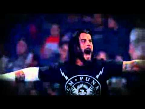 CM Punk 3rd Titantron This Fire Burns  Killswitch Engage NOT MUTED+NO PITCH EDITED
