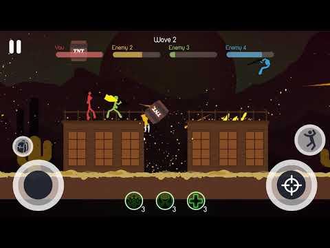 Stickfight: Legend of Survival 1