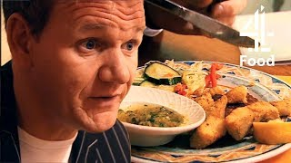 Is This the First Time Ramsay Likes the Food? | Ramsay's Kitchen Nightmares