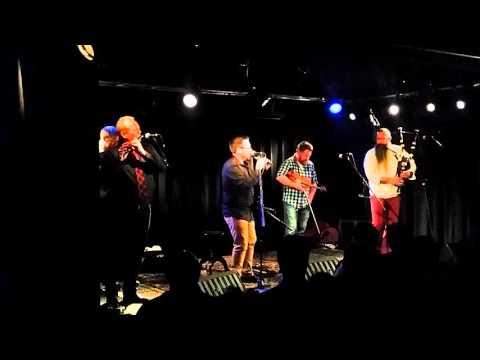 The Battlefield Band (Live at Parterre Kultur, Basel)