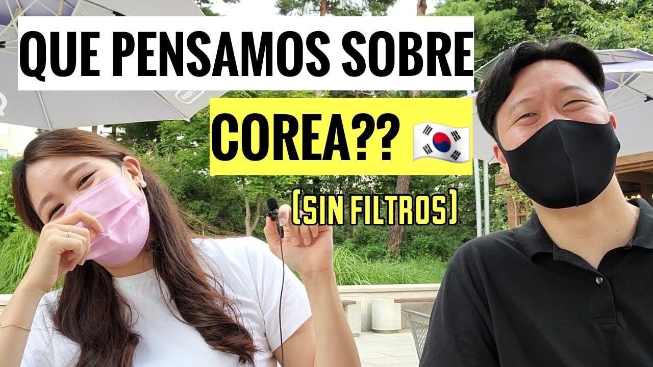 🇰🇷🇦🇷 La realidad de vivir en COREA | Respondiendo sus preguntas | Festejo de 100K 🎉