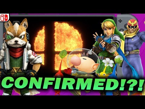Did NINTENDO Just CONFIRM Over 10 Games? (Pikmin, F Zero, Star Fox And More)