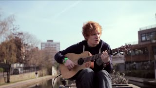 Repeat youtube video Ed Sheeran - Small Bump (Acoustic Boat Sessions)