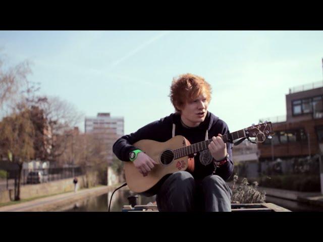 Ed Sheeran - Small Bump (Acoustic Boat Sessions) Chords - Chordify