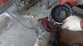 видео §76. Асинхронный двигатель с короткозамкнутым ротором