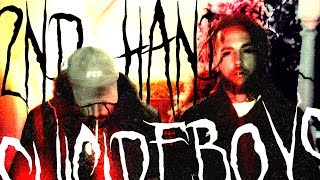 UICIDEBOY 2ND HAND ПЕРЕВОД WITH RUSSIAN SUBS