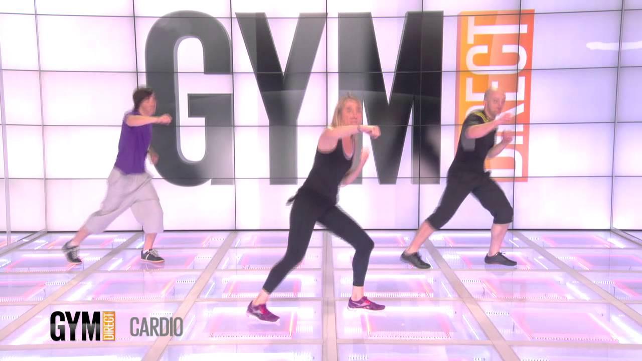 Cours gym - Cardio 6 - YouTube 5ddb1edb112