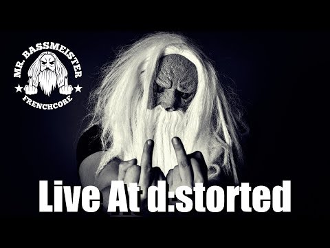 Mr. Bassmeister - Live At D:storted [Frenchcore Mix 2019]