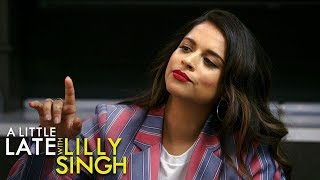 Lilly Singh Knocks Down the Door of Late Night