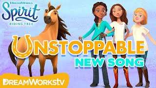 [NEW SONG] Unstoppable | SPIRIT RIDING FREE