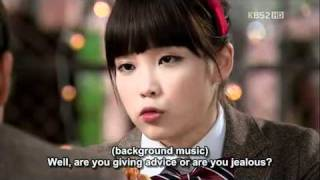 eng sub 2pm wooyoung confession to iu dream high