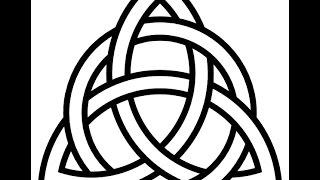Simbolo celta del amor eterno