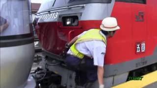 北海道新幹線の開業後、カシオペア関連の列車は、牽引機を変え、運行さ...