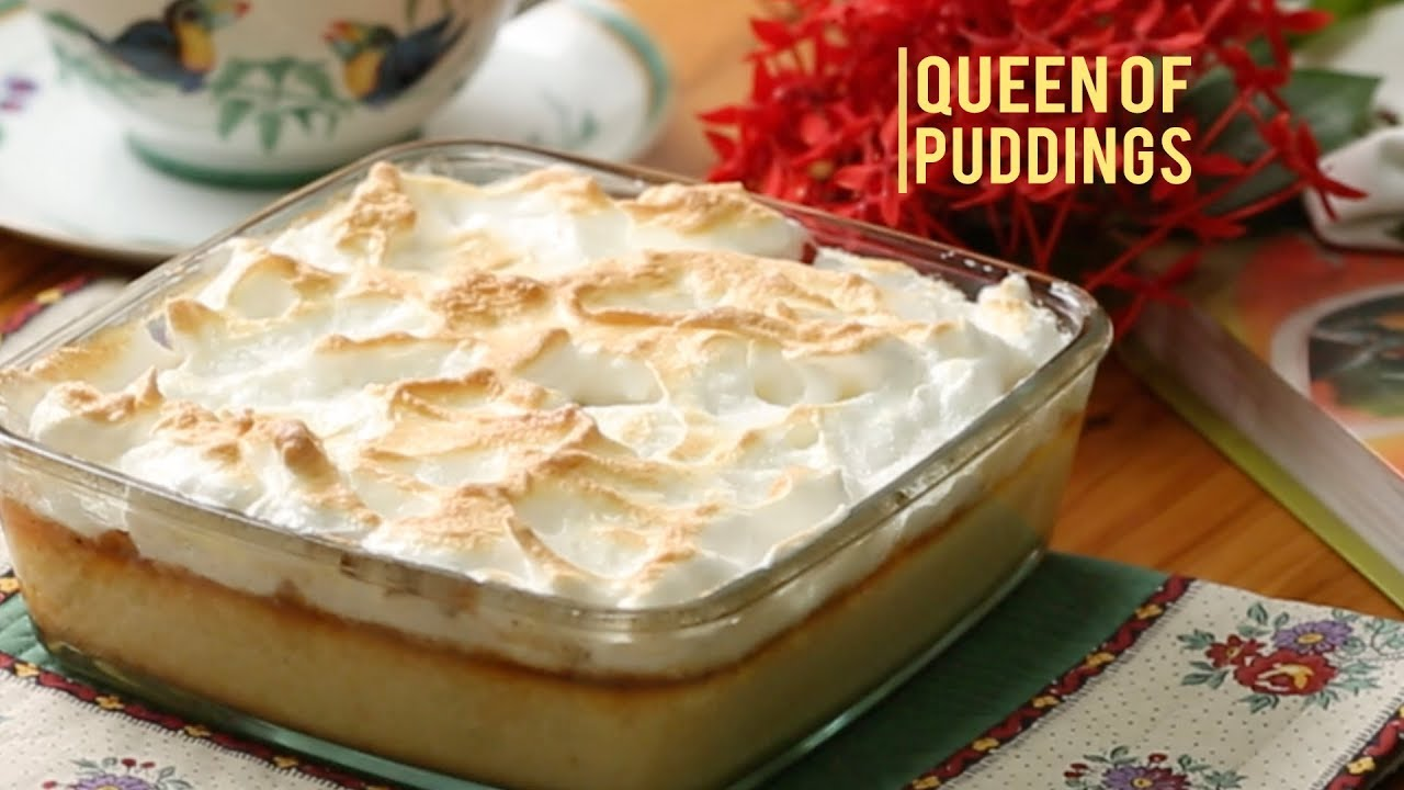 How to Make Queen of Puddings